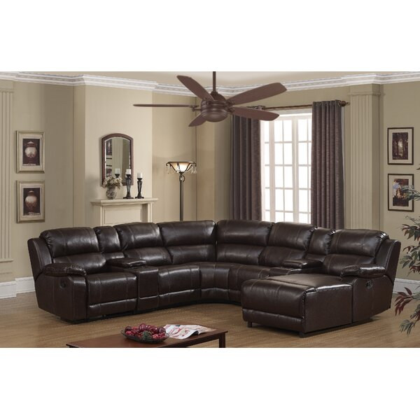 Kumar Colton Reclining Sectional by Red Barrel Studio
