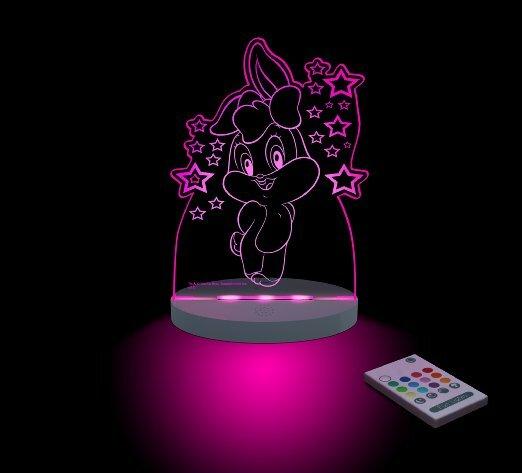 Looney Tunes Baby Lola Bunny Night Light by CompassCo