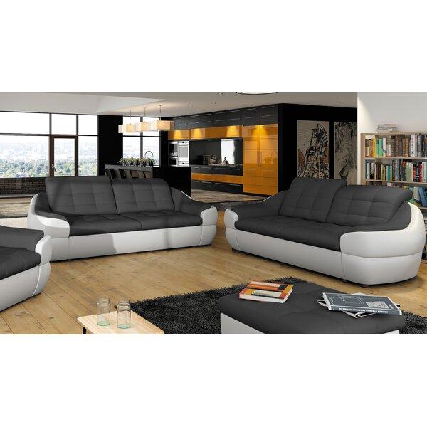 Anndale 2 Piece Living Room Set by Orren Ellis