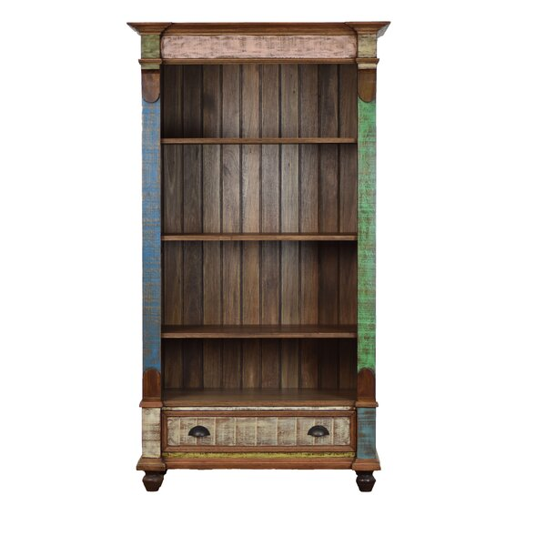 Renninger Display Standard Bookcase by Bloomsbury Market