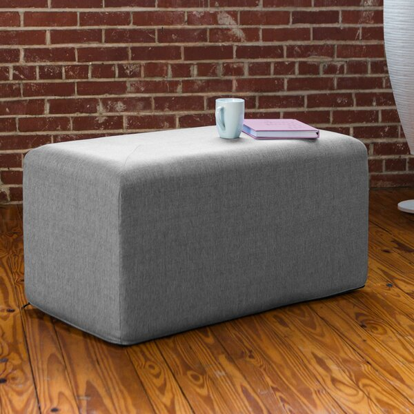 Ikard Cocktail Ottoman by Brayden Studio