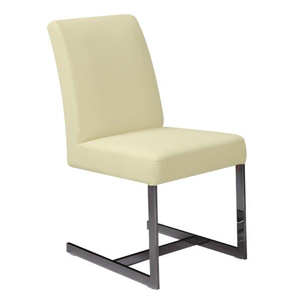 Eugena Upholstered Dining Chair (Set Of 2) By Orren Ellis
