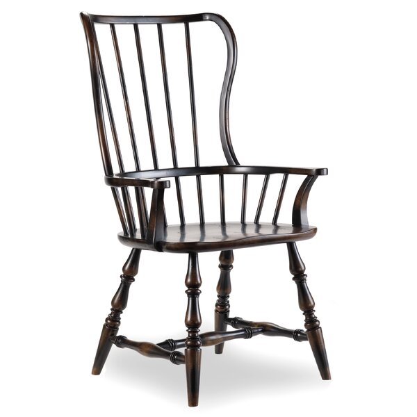 Sanctuary Windsor Back Arm Chair (Set Of 2) By Hooker Furniture