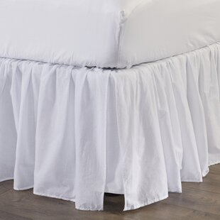 Bugrane Voile Bed Skirt