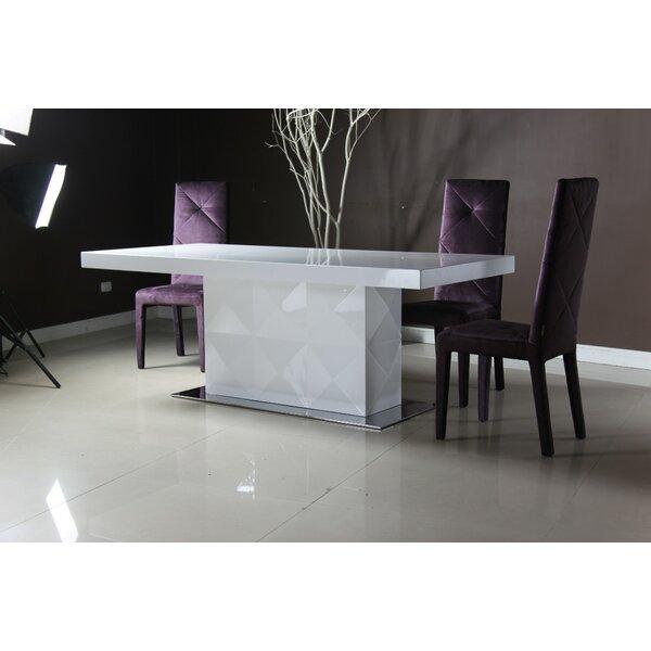 Versus Eva Dining Table by VIG Furniture