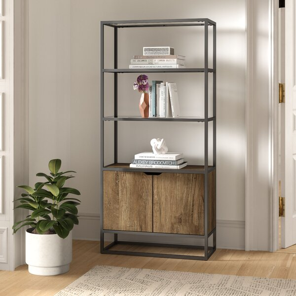 Aliso Etagere Bookcase By Foundstone