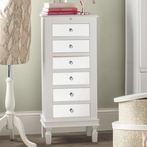 Brierfield Jewelry Armoire by Rosdorf Park
