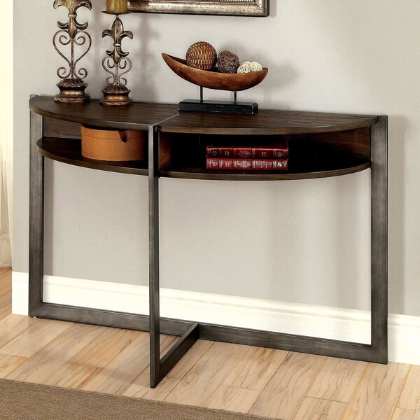 Bolick Console Table by Williston Forge Williston Forge