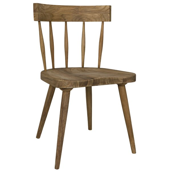 Esme Solid Wood Dining Chair by Noir