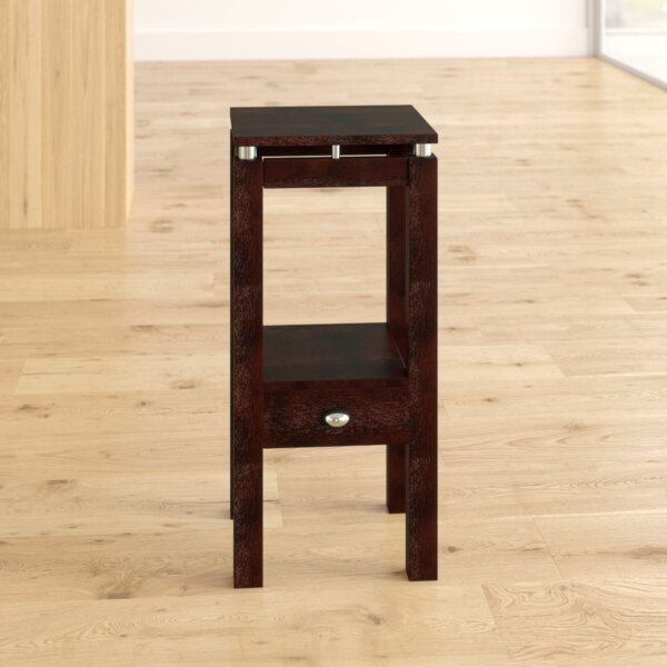 Porterdale Multi-Tiered End Table With Storage By Zipcode Design