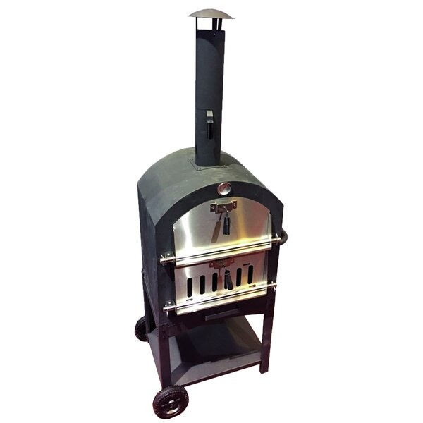 Monterey Pizza Oven By World Source Partners.