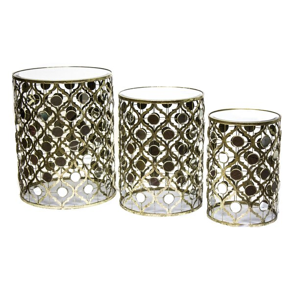 End Table (Set of 3) by Sagebrook Home