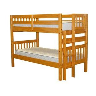 Find Treva Twin over Twin Bunk Bed ByHarriet Bee
