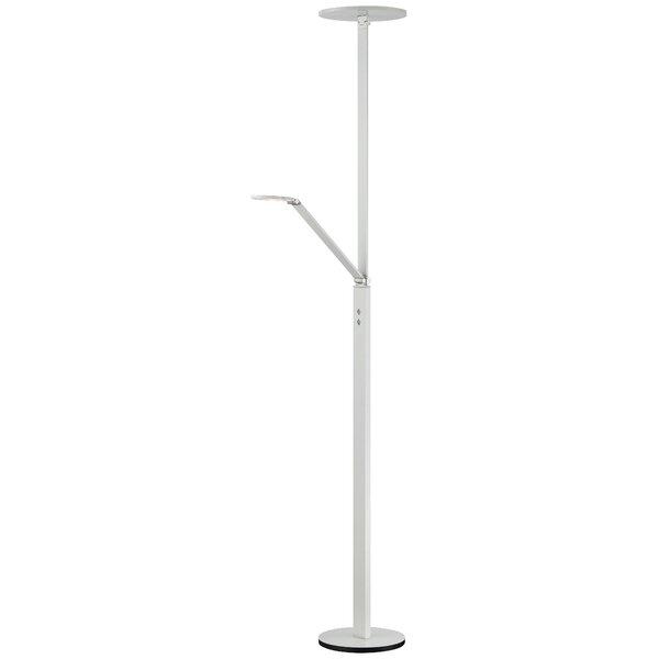 Tungsten 71.5 LED Task Floor Lamp by Wade Logan