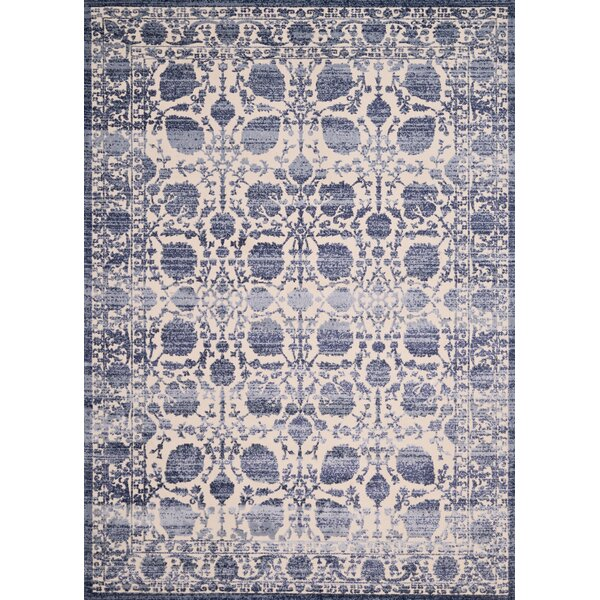 Dais Blue Area Rug by United Weavers of America