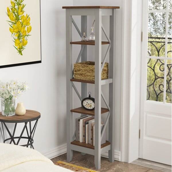 Pinard Standard Bookcase by Gracie Oaks