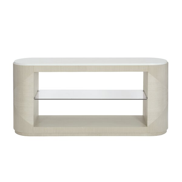 Axiom Console Table By Bernhardt