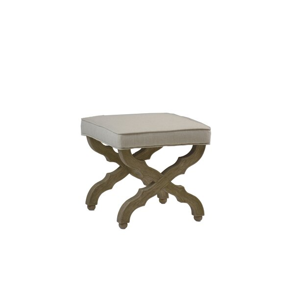 Serena Accent Stool by Gabby
