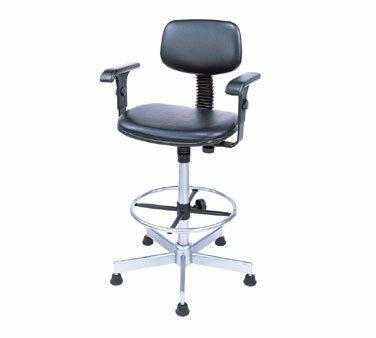 Low-Back Drafting Chair by Nexel