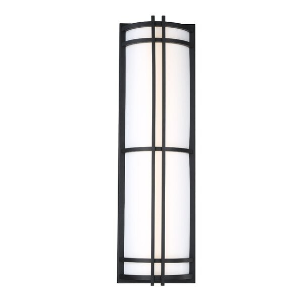 Skyscraper LED Outdoor Sconce by Modern Forms