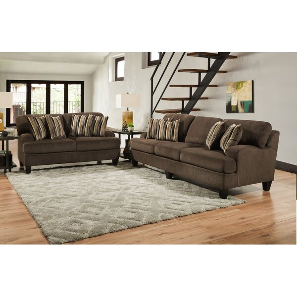 Jovani 2 Piece Living Room Set by Red Barrel Studio