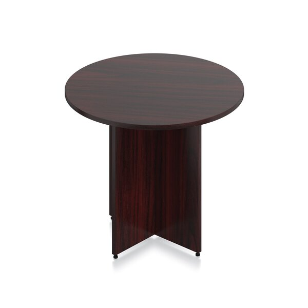 Luminary Series Circular Conference Table by Offices To Go