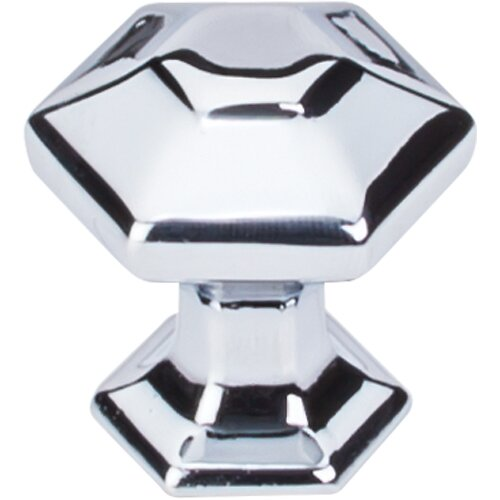 Transcend Spectrum Hexagon Novelty Knob by Top Knobs