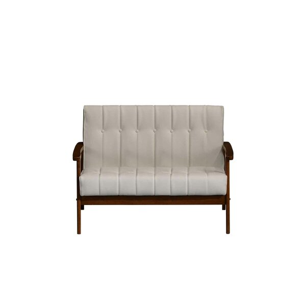 Bianco Loveseat by George Oliver