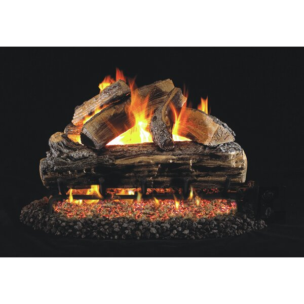 Series Split Natural Vent Natural Gas/Propane Logs By Real Fyre