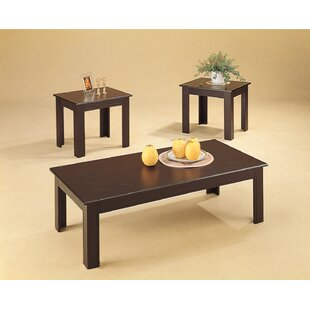 Ironside 3 Piece Coffee Table Set by Wildon Home ®