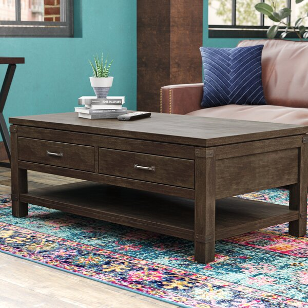 Promenade Coffee Table by Trent Austin Design