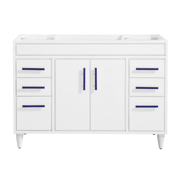 Layla 48 Single Bathroom Vanity Base Only