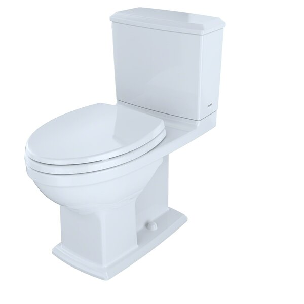Connelly 1.28 GPF Elongated Two-Piece Toilet by Toto
