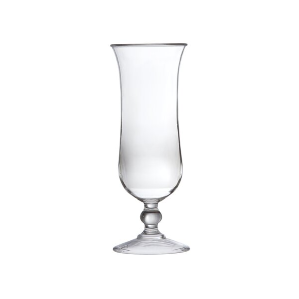 Hurricane 20 oz. Plastic Every Day Glass (Set of 6) by D&V