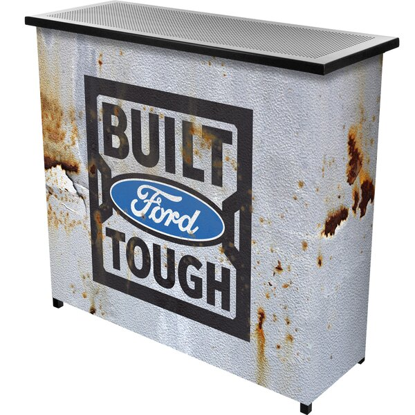Ford Built Ford Tough Bar by Trademark Global
