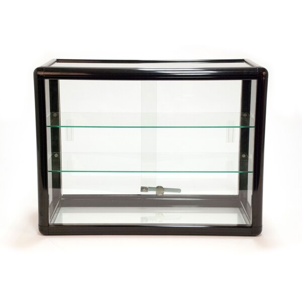 Rectangular Countertop Showcase by KC Store Fixtur