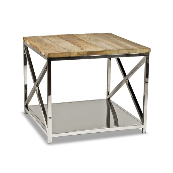 Mcgraw End Table by 17 Stories