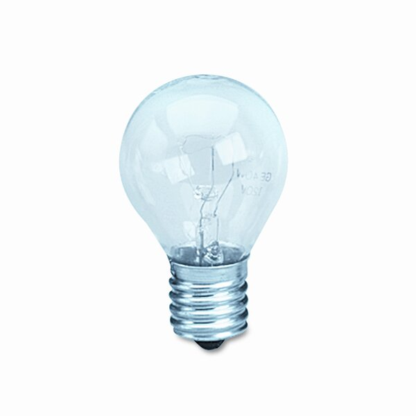 40W 120-Volt Incandescent Light Bulb by GE