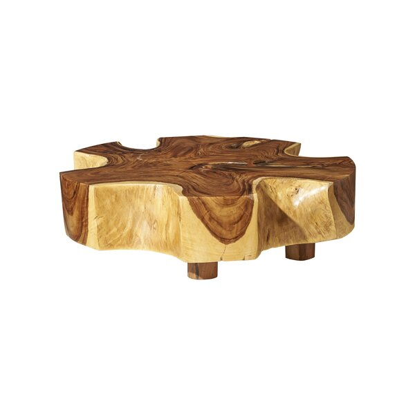 Origins Solid Wood Coffee Table By Phillips Collection