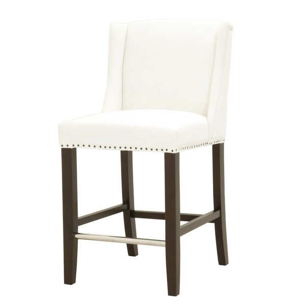 Craner Upholstered Bar Stool by Darby Home Co