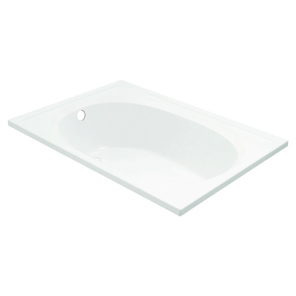 Tranquility 60 x 42 Soaking Bathtub by Sterling by Kohler
