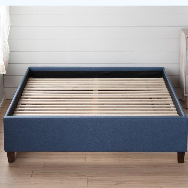 Hateya Ava Upholstered Platform Bed By Winston Porter by Winston Porter Reviews