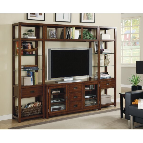Danforth Entertainment Center by Hooker Furniture