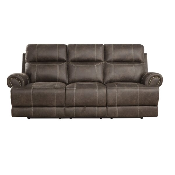 Valuable Today Niemeyer Reclining Sofa by Red Barrel Studio by Red Barrel Studio