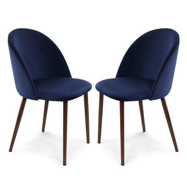 Aaden Upholstered Dining Chair (Set of 2) by Mercer41