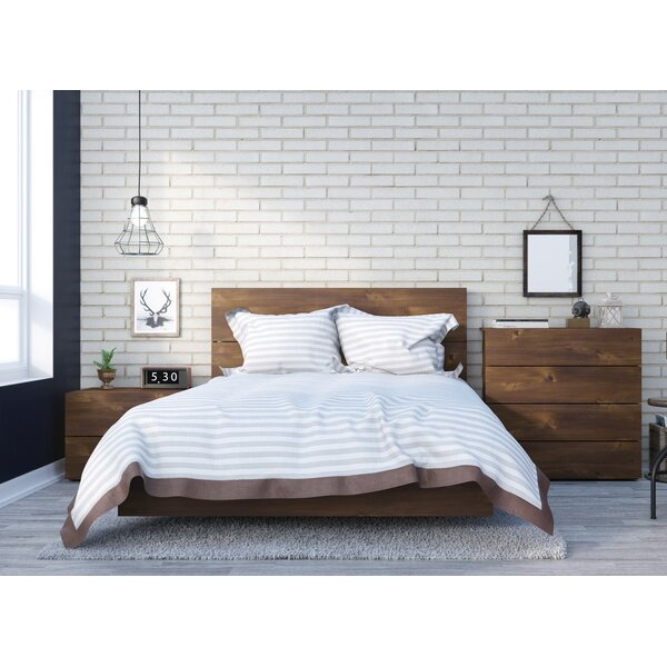 Frank Platform Bed by Foundstone