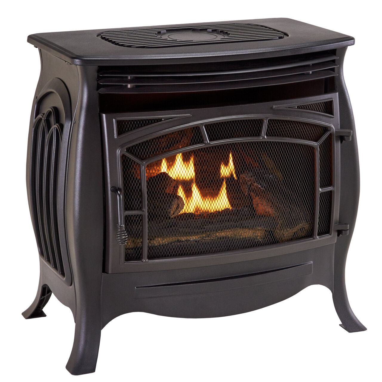 Duluth Forge Vent Free Freestanding 26 H X 28 W Natural Gas