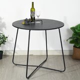 Joines Cross Legs Coffee Table by 17 Stories