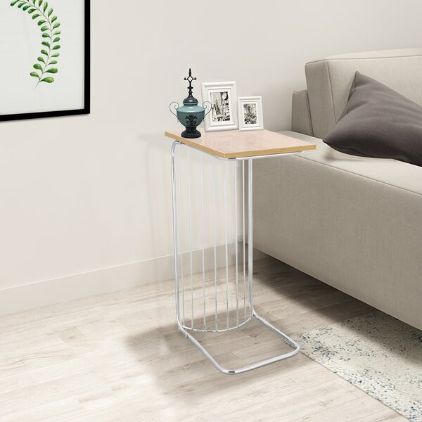 Arzola End Table By Wrought Studio