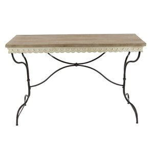 Armala Metal Console Table..